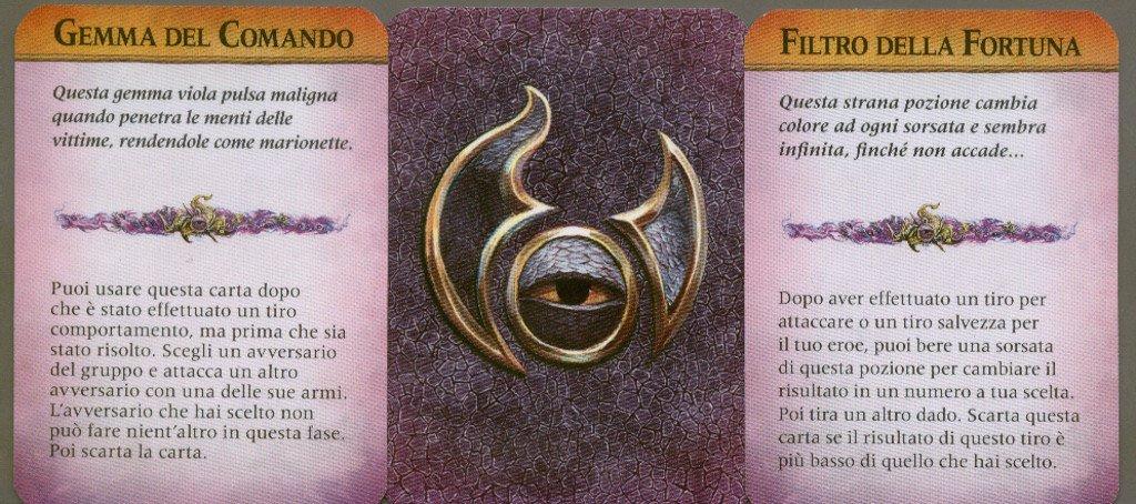 Le carte oggetto: potenti ma spesso monouso.