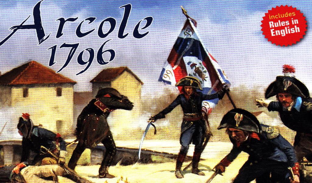 Wargames: ARCOLE 1796