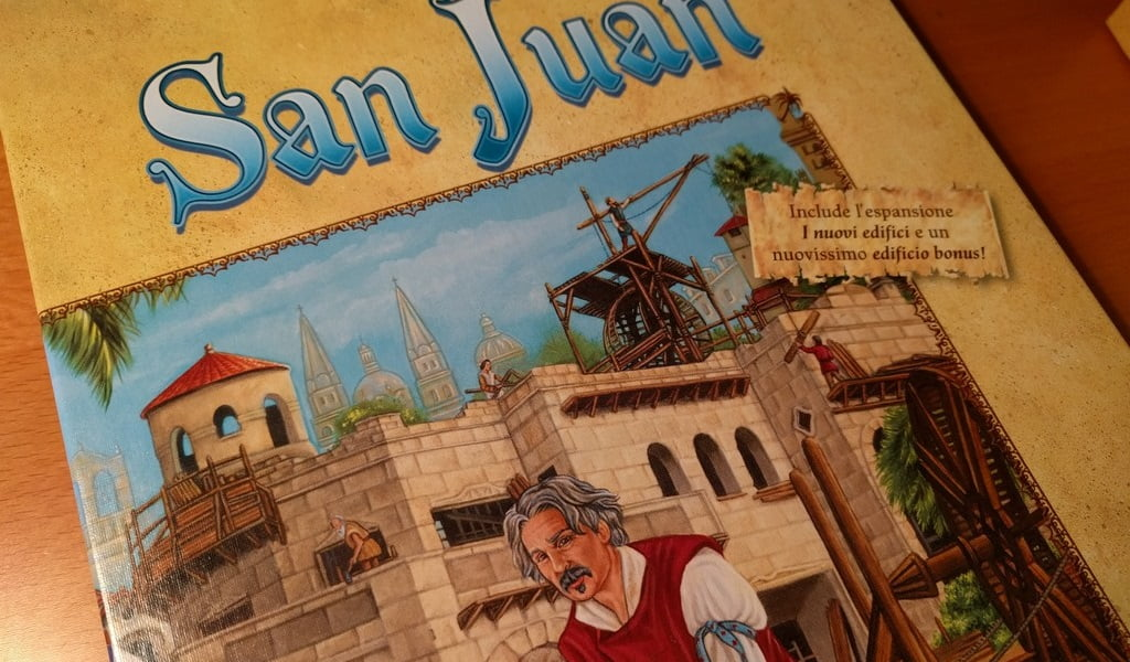 San Juan (Seconda Edizione)