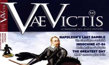 Wargames: VAE VICTIS n° 127