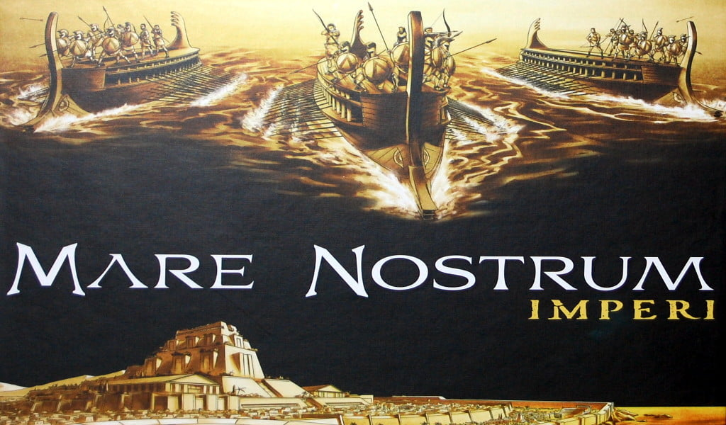 Mare Nostrum Imperi – Espansione Atlas