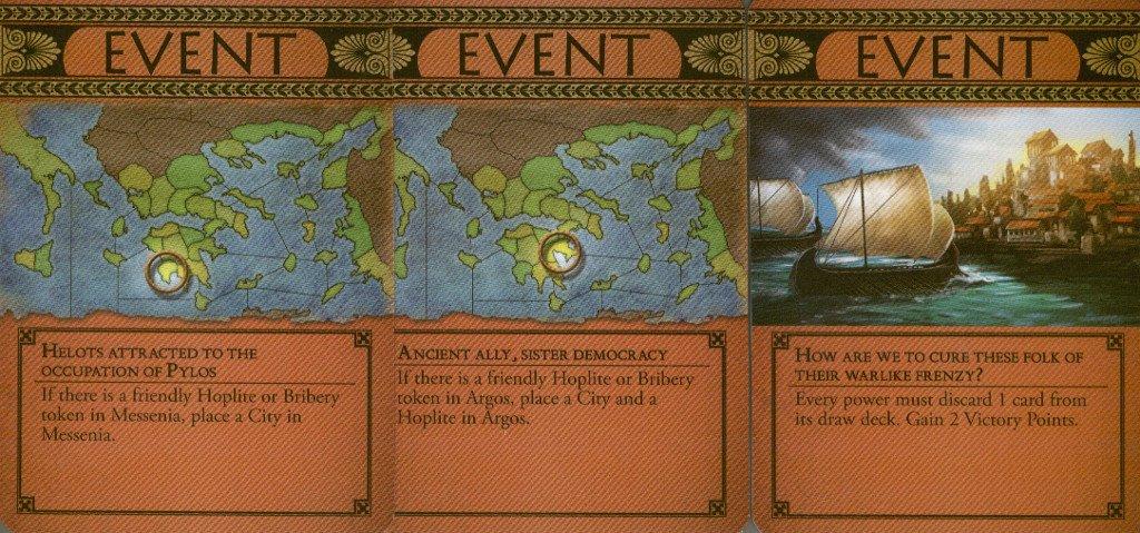 Carte Eventi