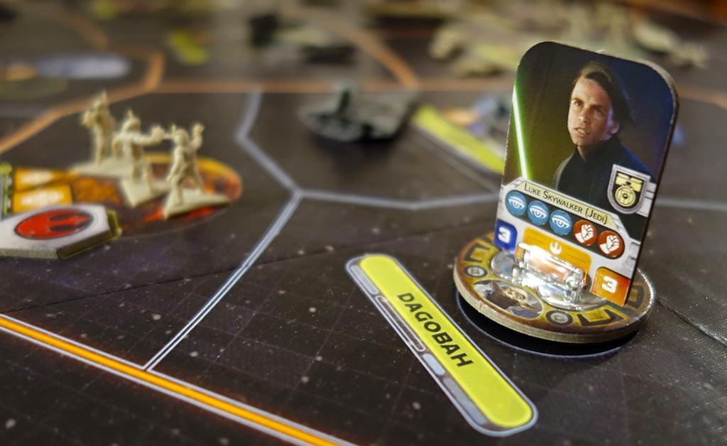 Luke Skywalker è atterrato sul pianeta