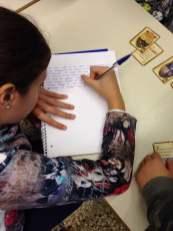 Raccontami una storia: la trascrizione della storia creata: permetterà agli insegnanti di continuare a lavorare in seguito, perché... da gioco nasce gioco.