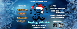 GiocAcqualagna 2016: Winter Edition