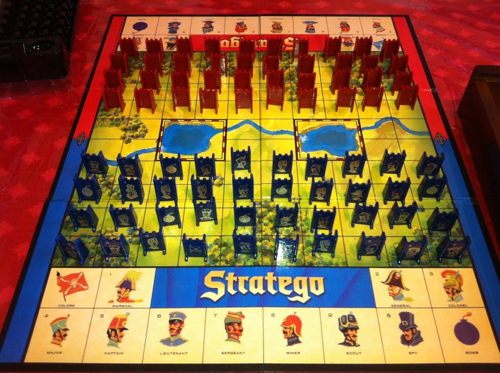 Qualcuno ha detto Stratego?