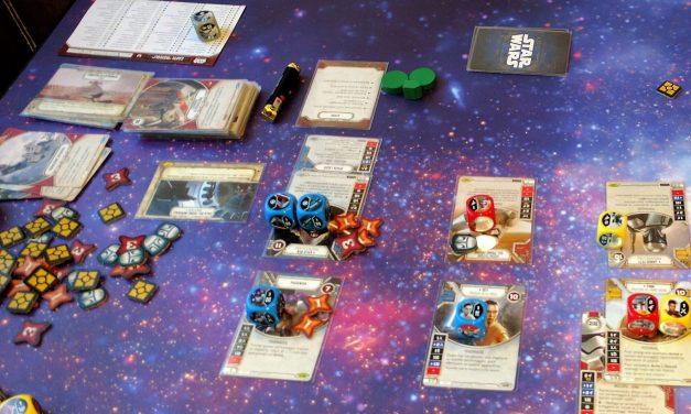 Star Wars Destiny – la vostra raccolta online!
