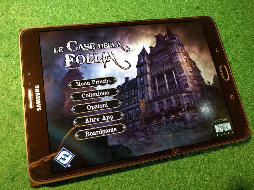 Ed ecco la famosa app!