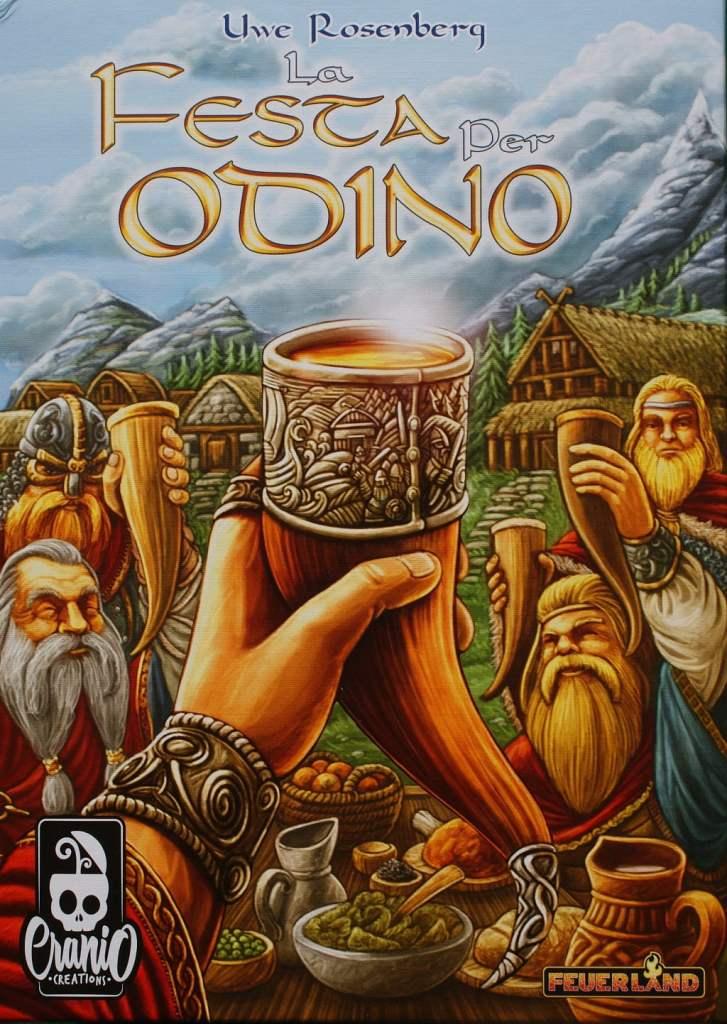 La scatola di La Festa per Odino