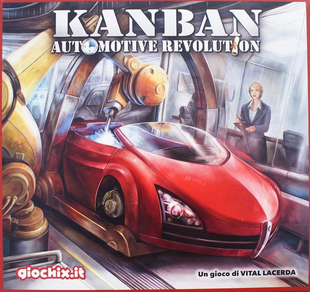 La scatola di Kanban