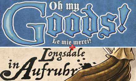 Oh My Goods – Le mie Merci + esp. Longsdale in Revolt