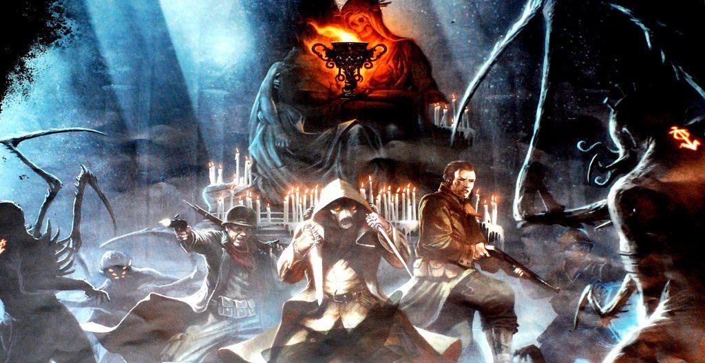 L'ambientazione è un mix tra fantasy e seconda guerra mondiale.