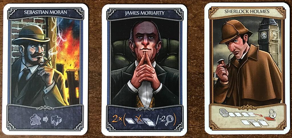 Le tre carte speciali: non è obbligatorio aggiungerle al gioco, ma vi consigliamo di farlo fin dalla seconda partita, perché .