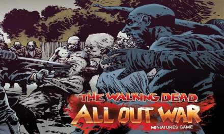 The Walking Dead All Out War