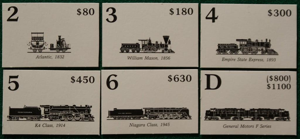 Le Locomotive di 1830