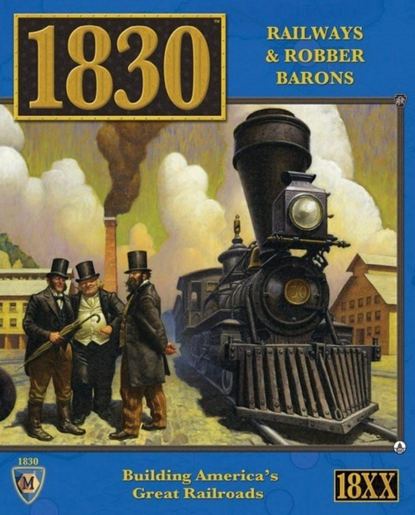 1830 nella nuova edizione di Mayfair