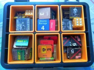 Tutto in sei box!