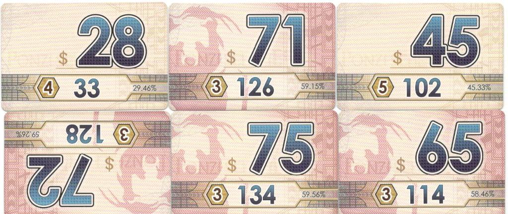 Le carte fondi