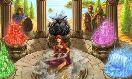 Oracolo di Delphi (Delfi)