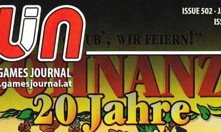 BigCream: WIN – THE GAME JOURNAL n° 502