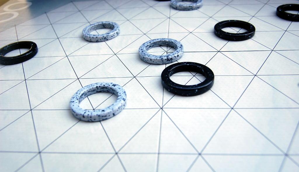 Gli anelli di Yinish