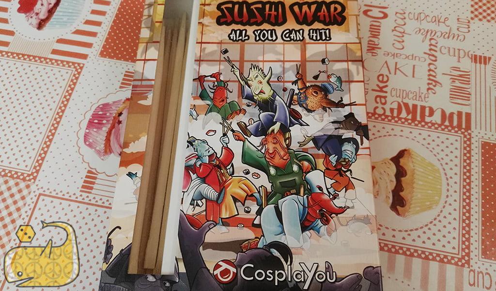 Videotutorial: Sushi War