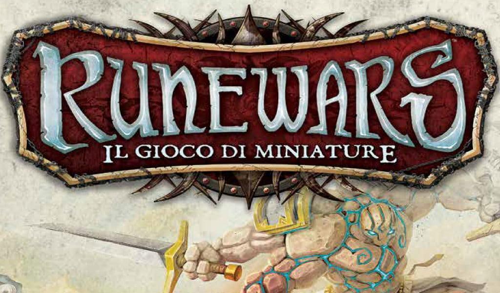 RuneWars: Il Gioco di Miniature