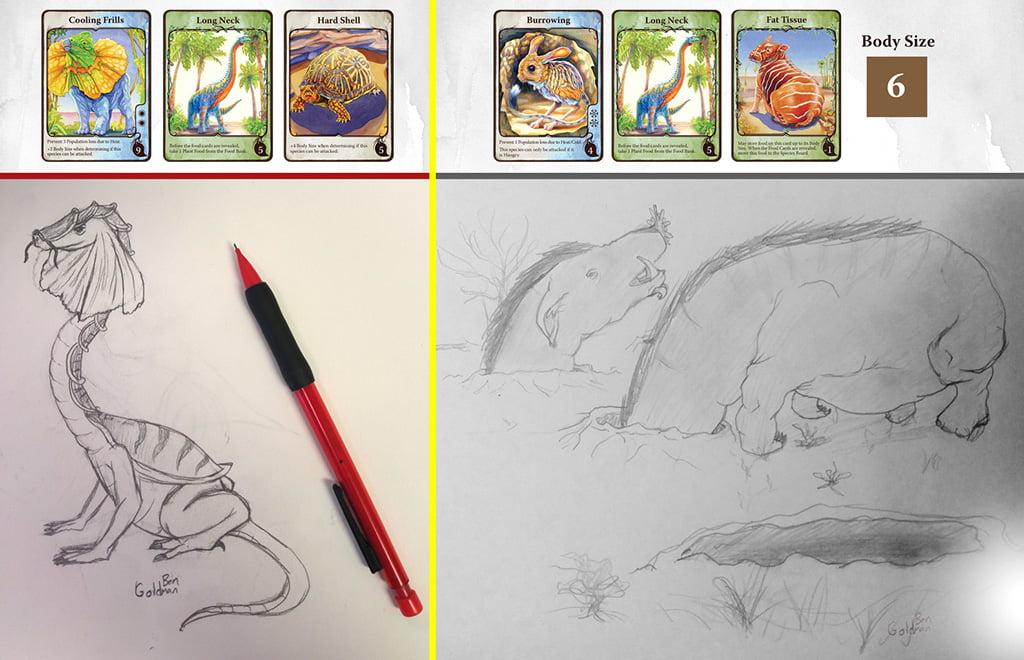 Disegnare le vostre razze
