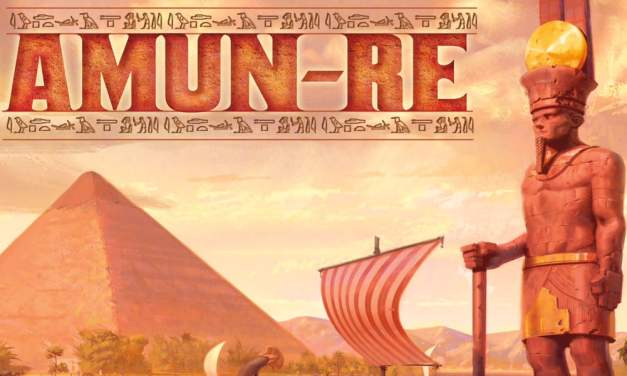 Amun-Re – dV Giochi