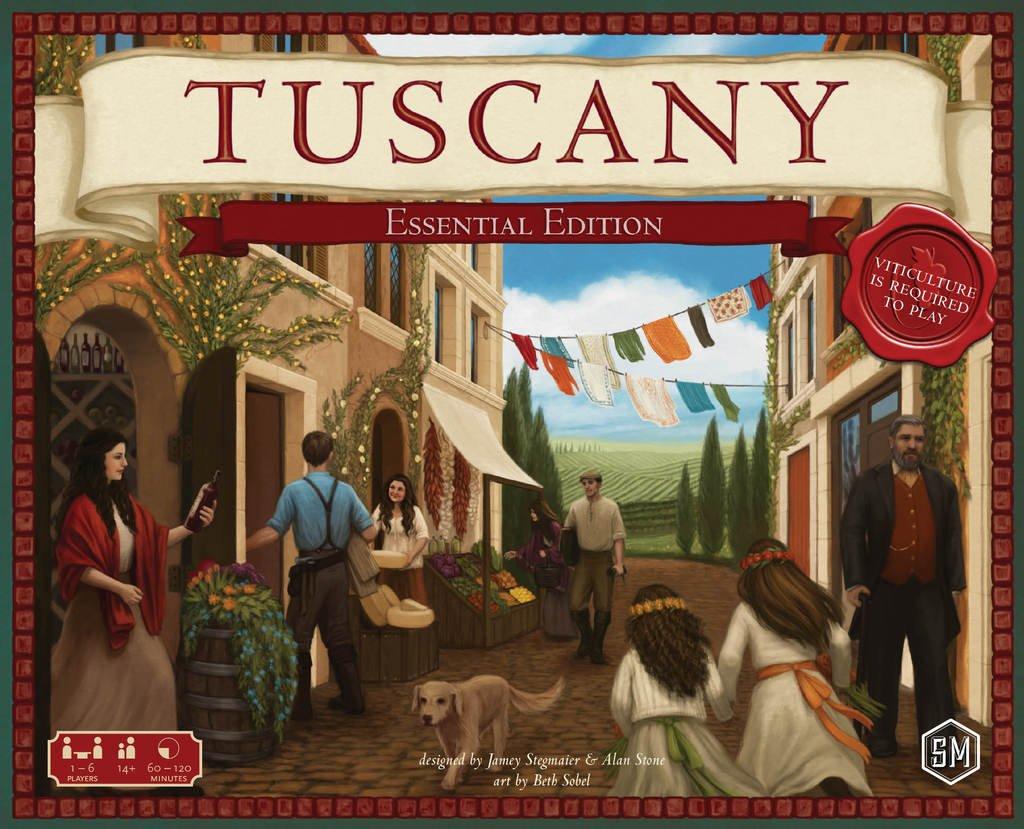L'espansione Tuscany Essential