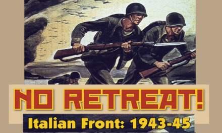 No Retreat: The Italian Front