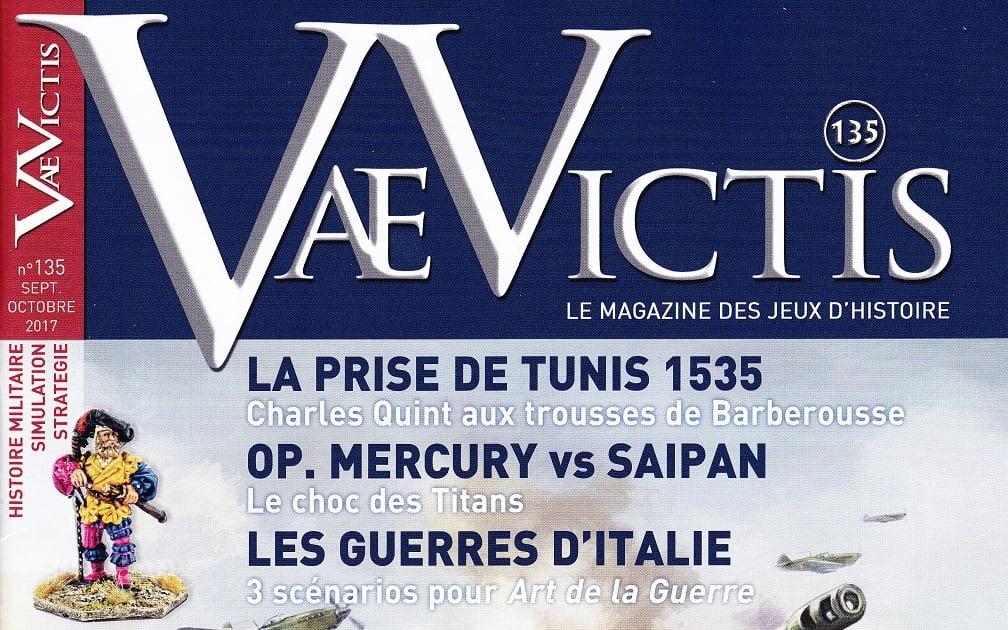 BigCream: VAE VICTIS n° 135