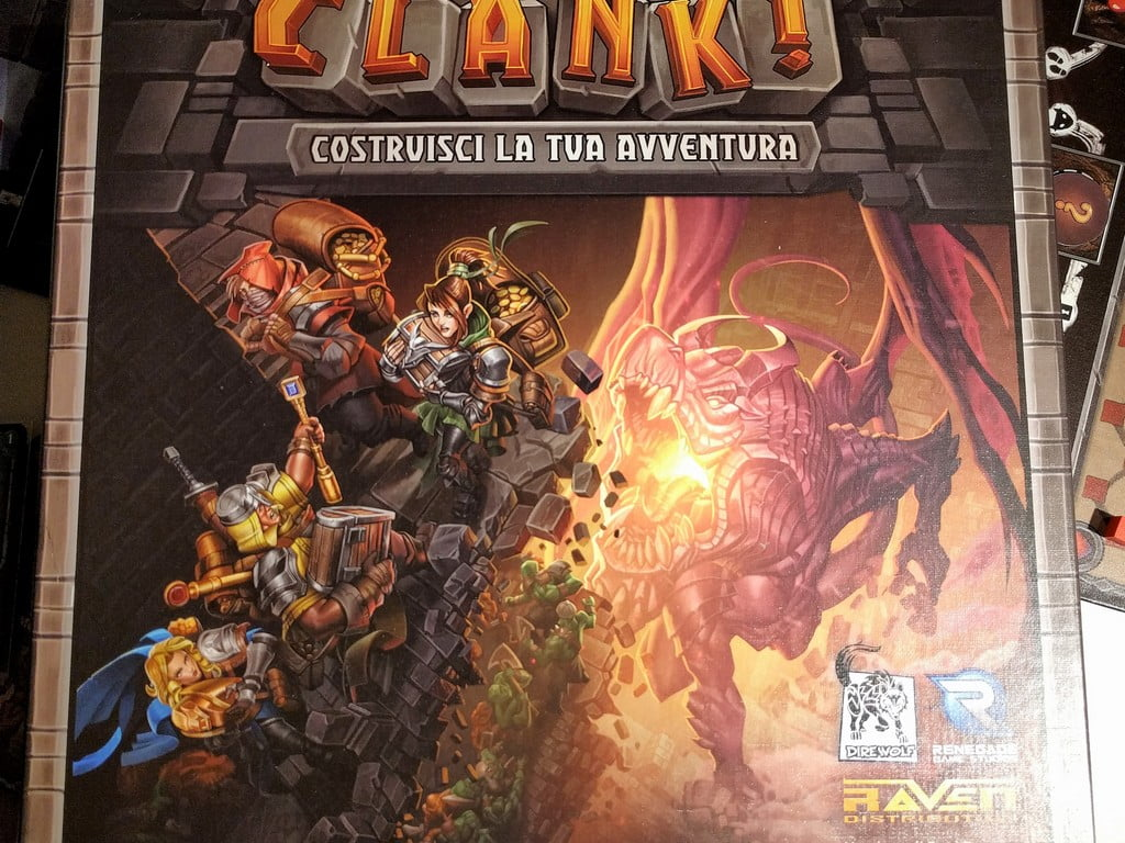 Clank! - Raven Distribution