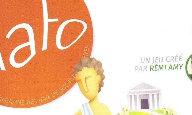 BigCream: PLATO n° 105