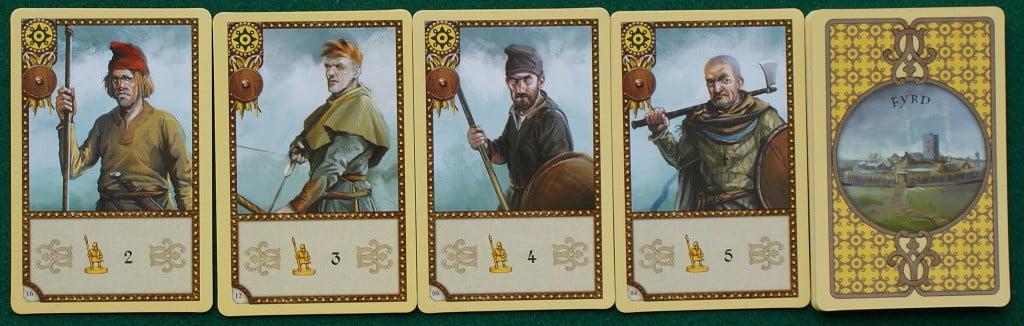 Le carte dei Fyrd