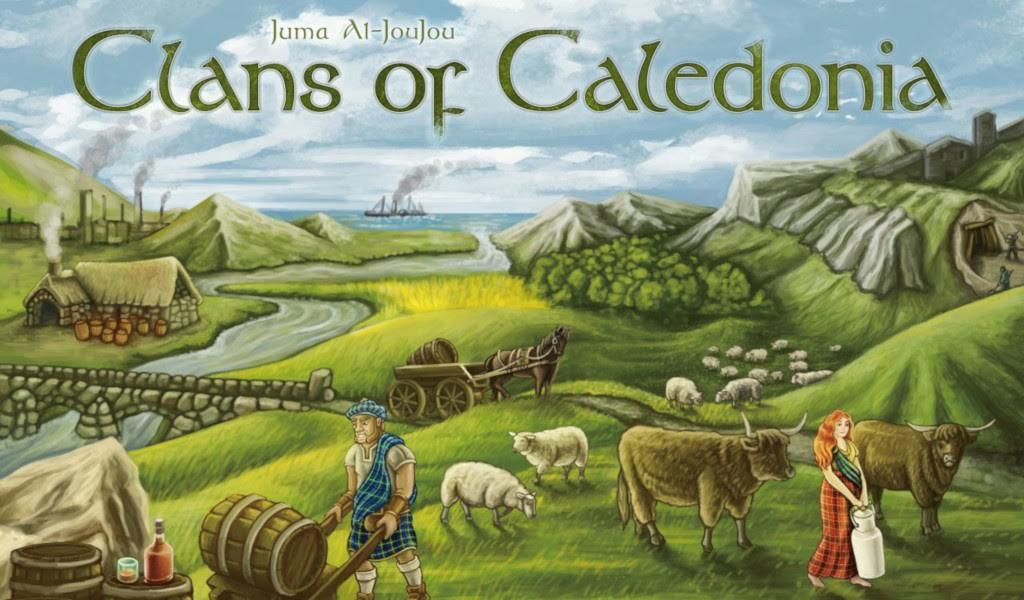 Clan di Caledonia