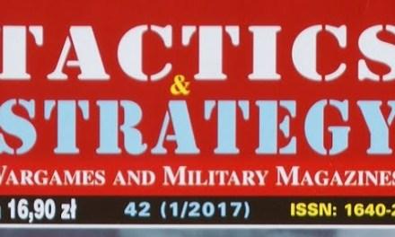 Wargames: TAKTYKA I STRATEGIA