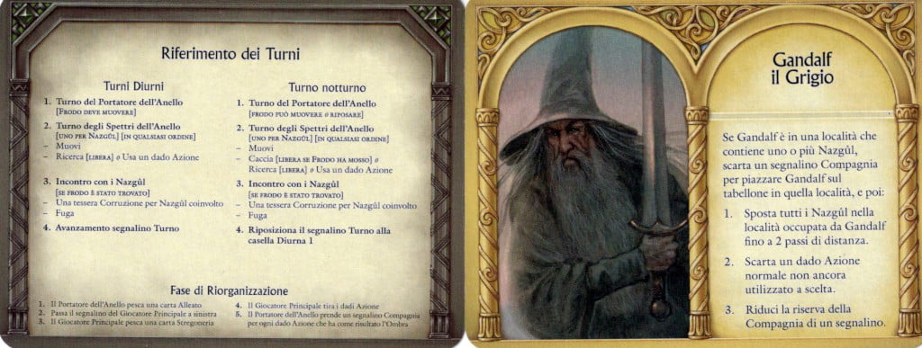 Arriva Gandalf!