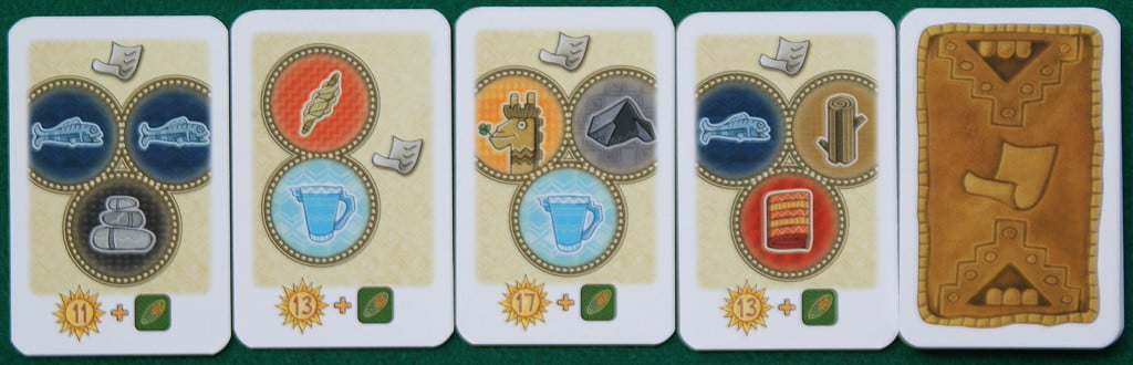 """Le carte """"Ordini"""""""