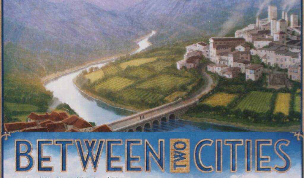 Between two Cities + Capitals