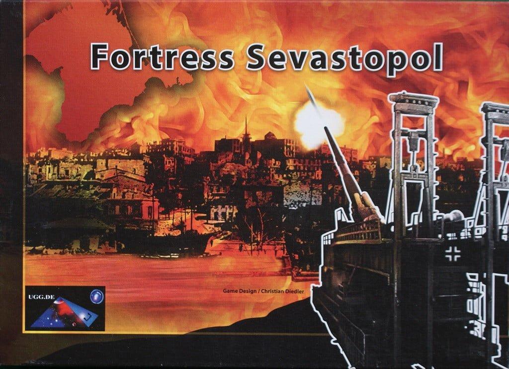La scatola di Fortress Sevatopol