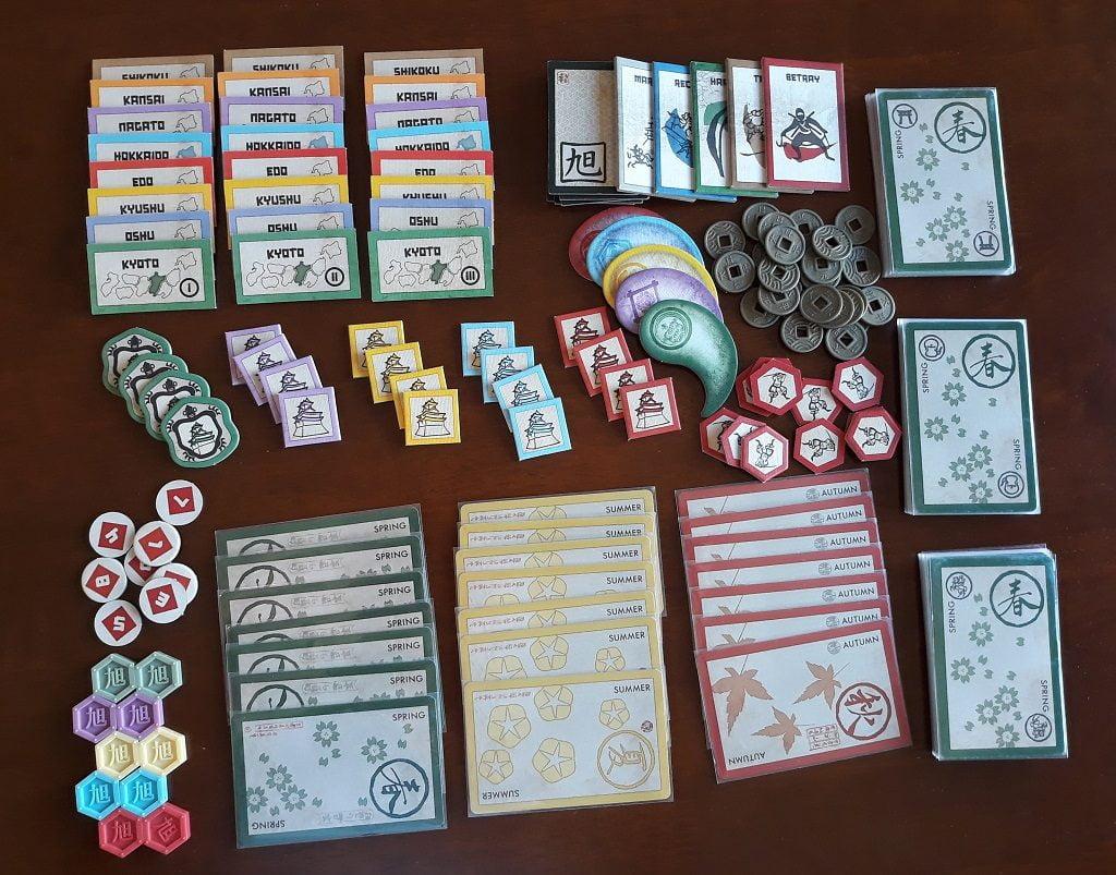 Token, carte, tessere, monete