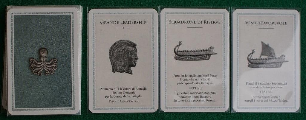 "Le carte per le battaglie ""navali"""