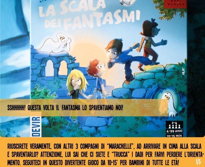 La scala dei fantasmi 1/5. Photogallery di balenaludens.it