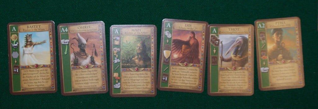 "Le carte ""Dio"""