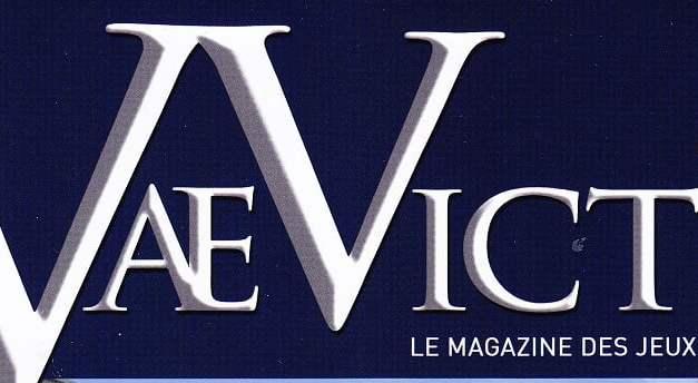Wargames: VAE VICTIS n° 143