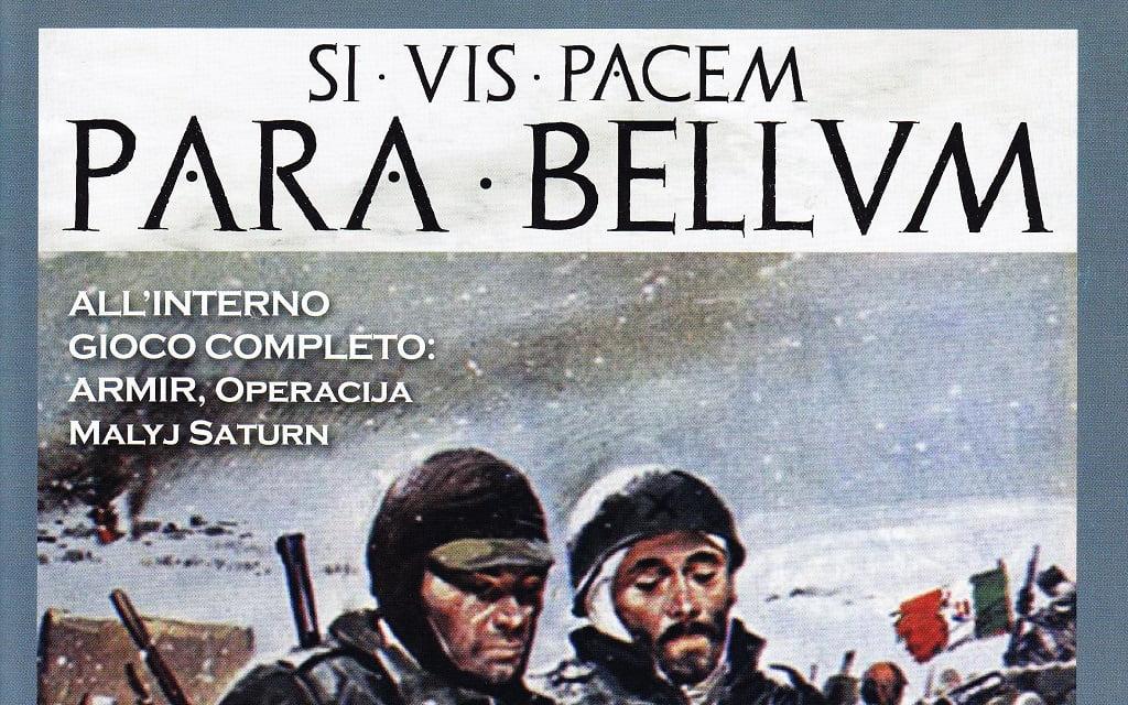 BigCream: PARA BELLUM n° 05