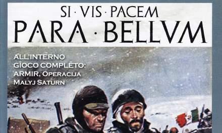 Wargames: PARA BELLUM n° 05