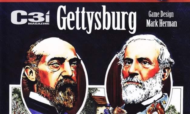 Gettysburg (C3i 32)