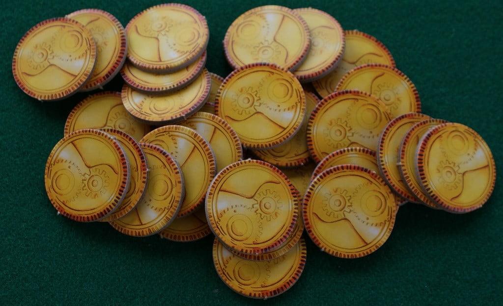 Le monete d'oro